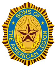 Logo for the Sons of the American Legion